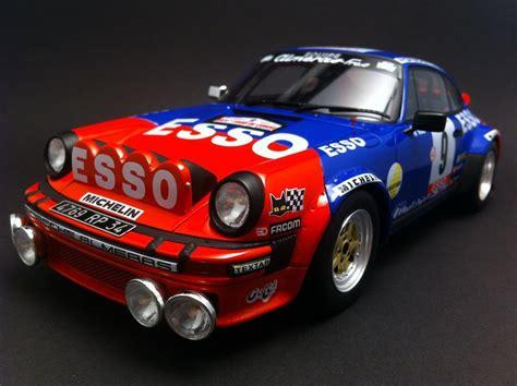 porsche models 1980s porsche 911 sc vainqueur almeras tour de corse 1980 1 18