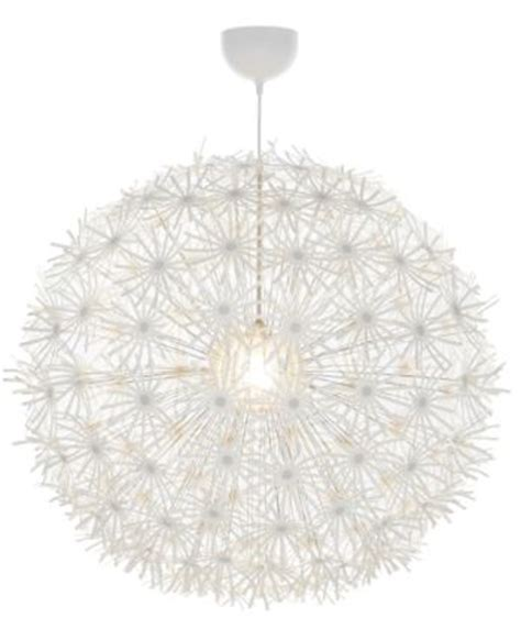 White Chandelier Ikea Mer 197 Ker Door Light Pink Dandelions And Chandeliers
