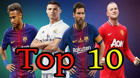 top 10 richest football players in the world 2018 hd