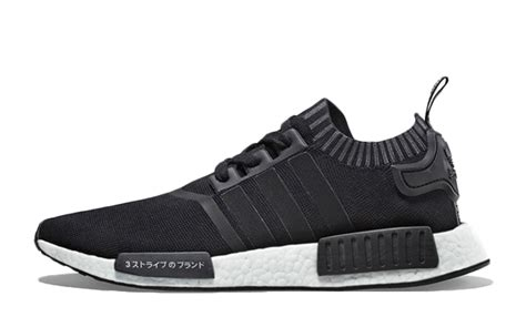 adidas nmd  japan boost black  sole supplier