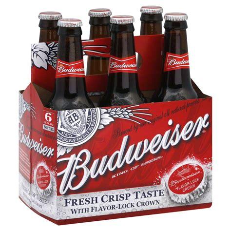 Image Gallery Budweiser 6 Pack