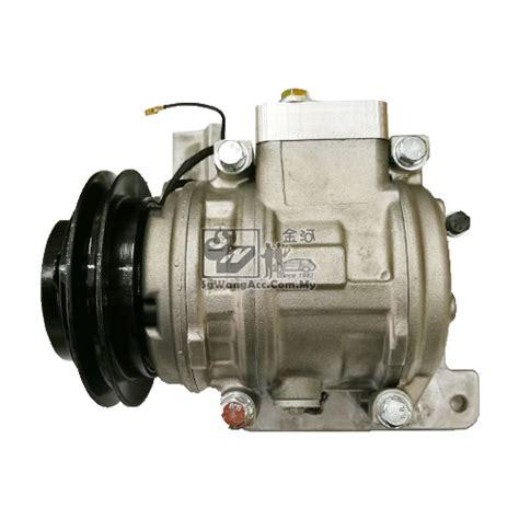 proton wira air cond compressor modify  sanden  denso