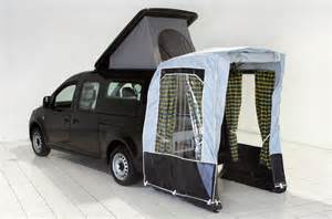 Door Canopy Awning Vw Caddy Dynamic From Danbury Campervans Caravans And