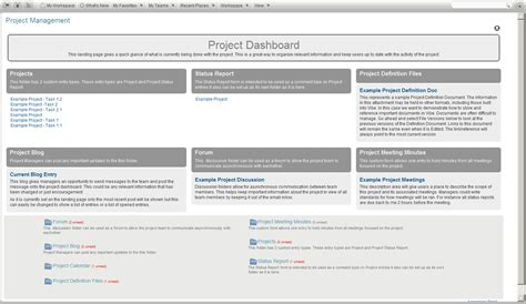 Project Management Demo   Vibe   Micro Focus