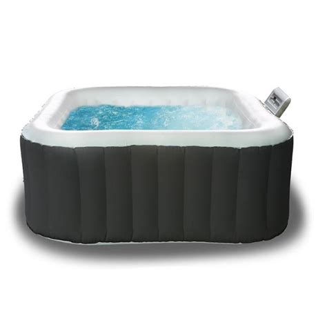 Spa Gonflable 2 Places 2953 by Spa Gonflable B 090 Alpine 4 Places Carr 233 Achat Vente
