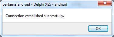 membuat aplikasi android delphi xe6 membuat aplikasi android dengan database di delphi xe