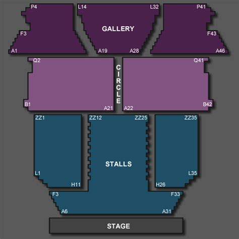 Opera House Manchester Seating Plan Joan Rivers Tickets For Manchester Opera House On Sunday 19th October 2014 Ticketline
