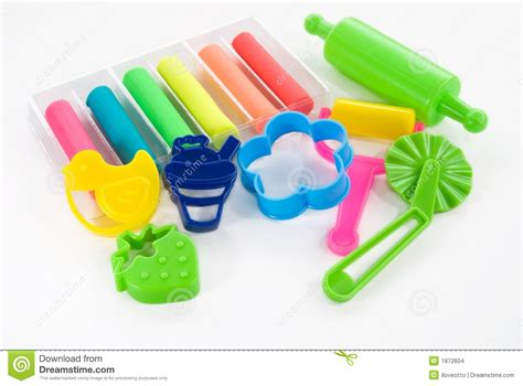 colorful clay colorful clay for children stock photo image of heap