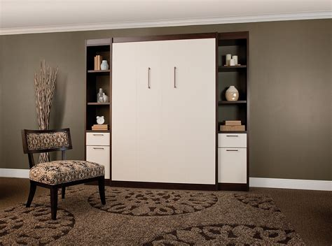 modern murphy beds furniture modern twin size wood horizontal murphy bed