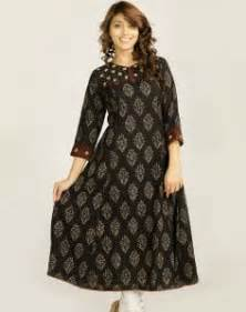 cotton printed bell sleeves long kurta salwar patterns cotton printed bell sleeves long kurta salwar patterns