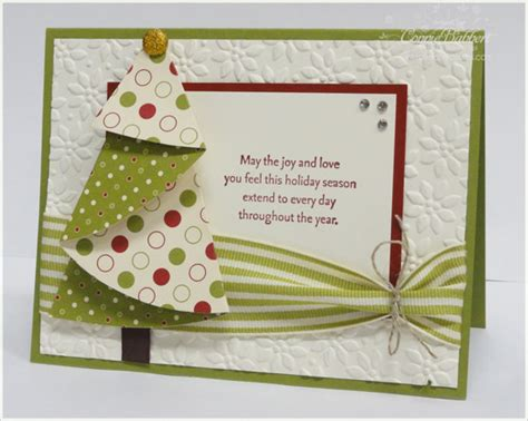 Folded Tree Card Template by Sting 411 Folded Tree Inkspired Treasures