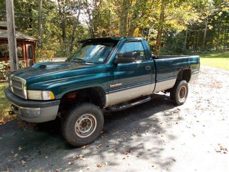 how to learn everything about cars 1996 dodge dakota navigation system sell used 1996 dodge cummins diesel 4x4 with plow in colchester connecticut united states for