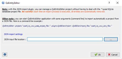 qt json tutorial qxorm c qt orm object relational mapping database
