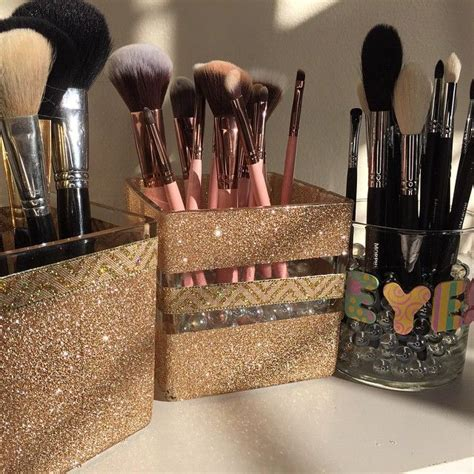 put in makeup brush holder 1000 ideas about cheap makeup organization on