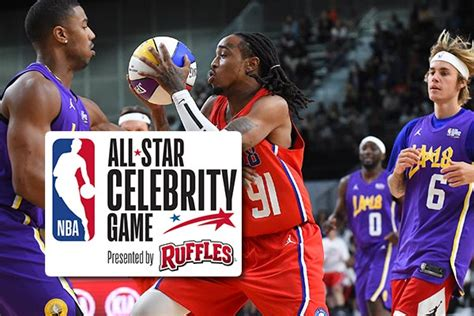 nba celeb all star game text2win tickets to the nba all star celebrity game an