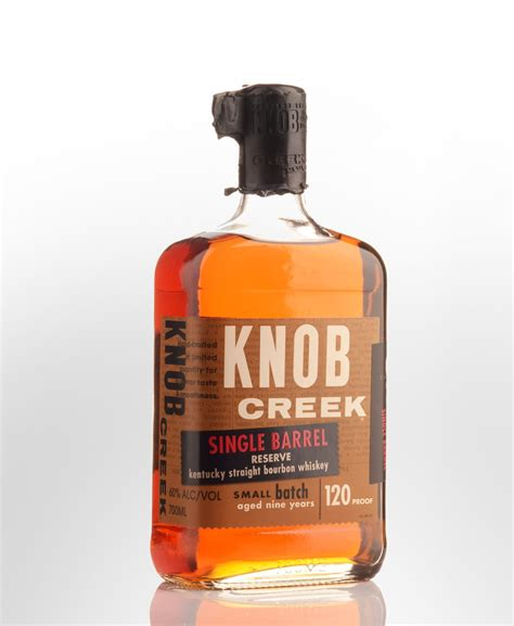 Knob Creek Single Barrel by Knob Creek Single Barrel Reserve 9 Year Bourbon