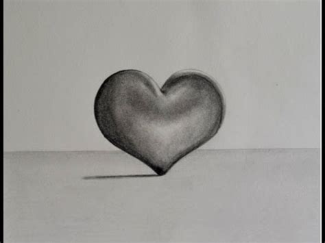 imagenes para dibujar a lapiz en 3d dibujos a l 225 piz con corazones dibujos a lapiz