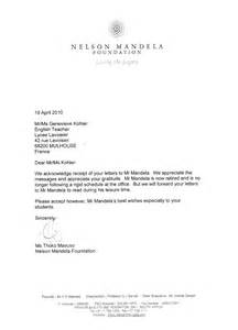 exemple de lettre de remerciement en espagnol covering