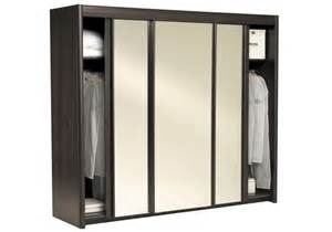 armoire 3 portes coulissantes carla weng 233 promotions