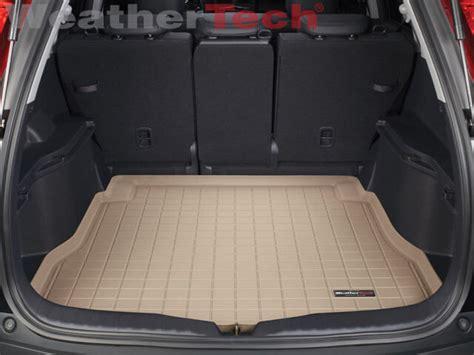 cargo floor mats for crv weathertech 174 cargo liner 2007 2011 honda cr v ebay