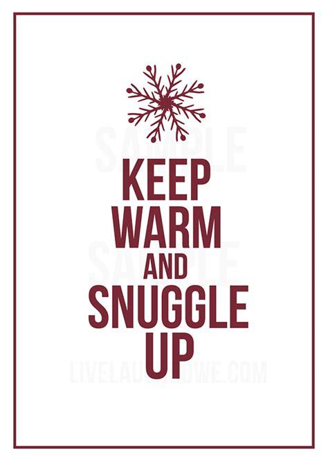 winter printable time live laugh rowe