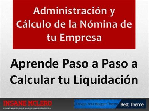 como calculo mi liquidacin en uruguay presentacion aprende a calcular tu liquidacion