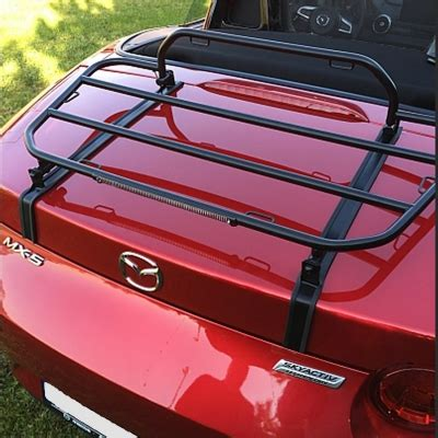 Mazda Miata Luggage Rack by Luggage Boot Rack To Mazda Mx 5 Miata 2015 Model Nd