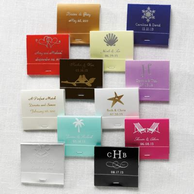 wedding matchboxes personalized matchbooks wedding ideas myideasbedroom