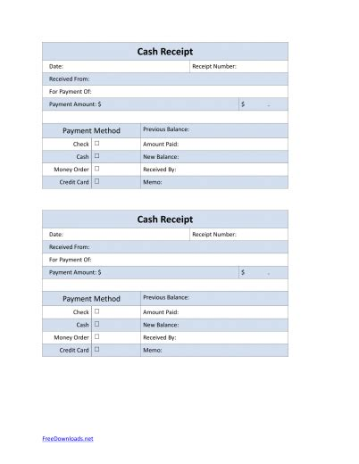 prepaid rent receipt template petty sales receipt template pdf rtf