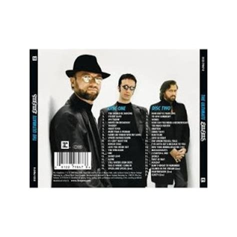 Cd Bee Gees The Ultimate 2cd Imported Eu m 250 sica para pen drive bee gees the ultimate bee gees 2009 2 cd s
