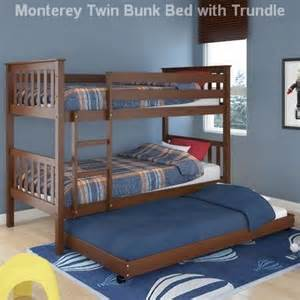 Bunk Beds With Desk For Girls by Best Triple Bunk Beds