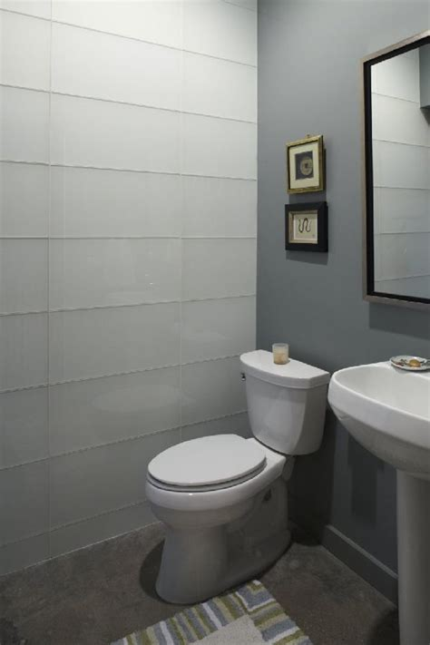 Small Master Bathroom Design toilet position ideas at awesome home design in lake
