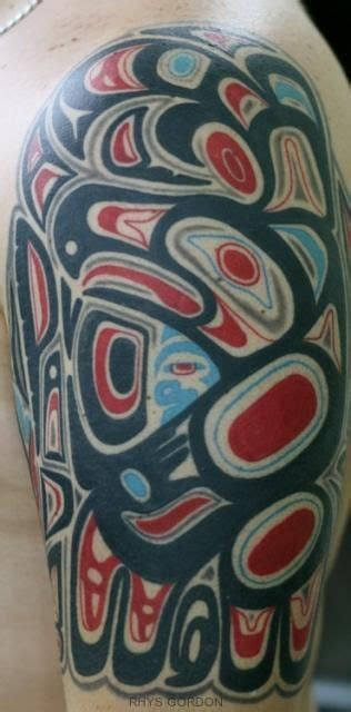 west coast native tattoo designs 40 best images about haida on