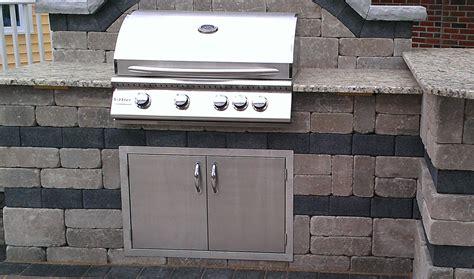 the bbq door 30 quot stainless steel bbq doors for your