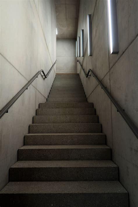 Escalier Moderne Beton by Escalier Moderne Beton Stunning Escalier With Escalier