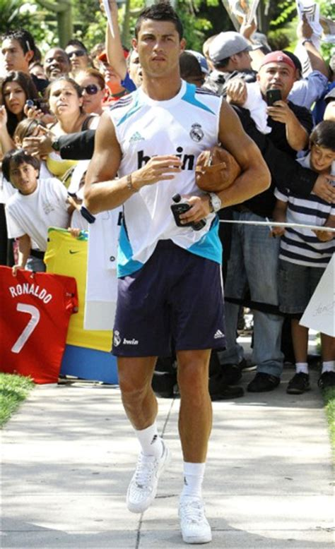 Louis Vuitton Cristiano Ronaldo With His Louis Vuitton Bag by Christiano Ronaldo With Bag Fashion Galleries