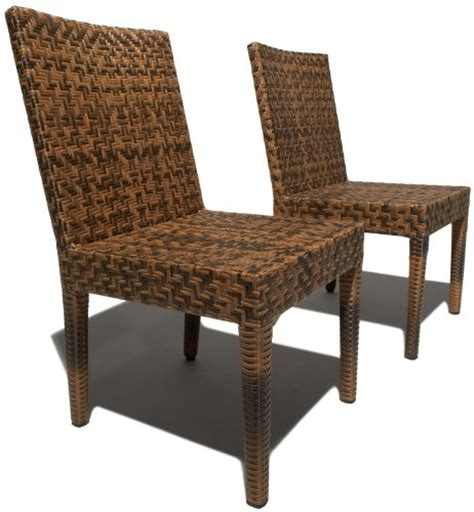 wicker chairs brun00b