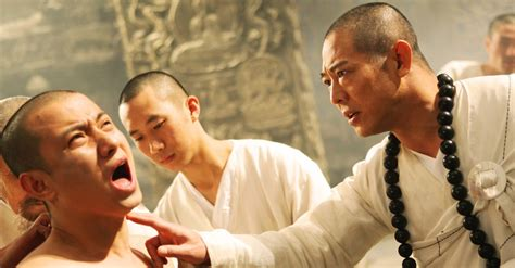 film in cina first feature film in china and working with jet li the