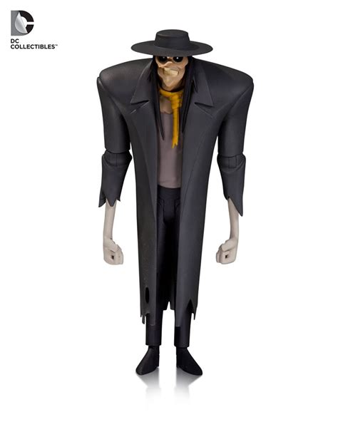 animated figurines dc collectibles batman the animated series scarecrow the