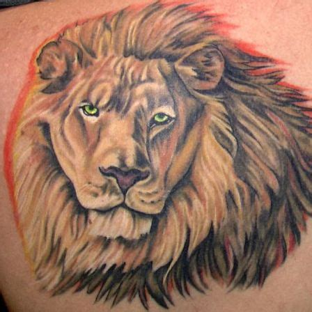 cool lion tattoos top 10 cool tattoos you can sport