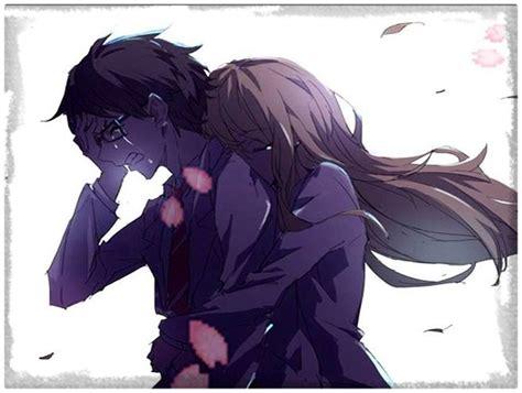 imagenes de amor triste anime animes tristes de amor imagui