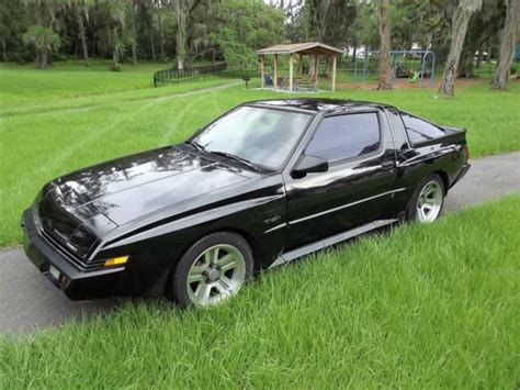 1988 Chrysler Conquest Tsi by 1988 Chrysler Conquest Tsi Turbo Wide
