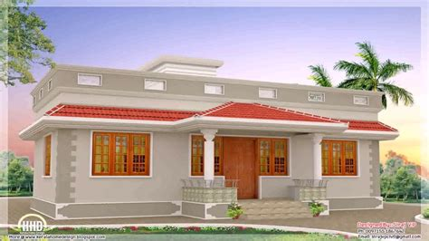 kerala home design 1000 sq ft kerala style house plans within 1000 sq ft youtube