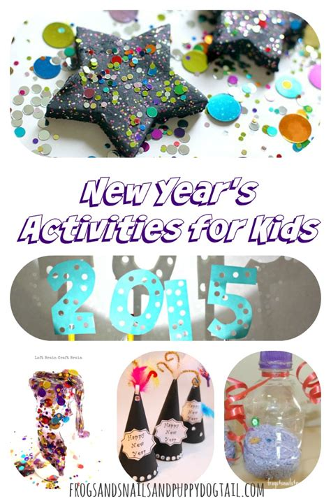new year craft activities for toddlers new year s activities for fspdt