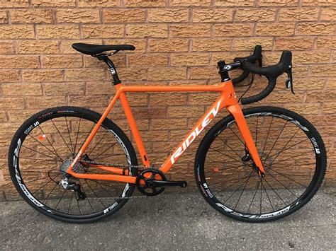 Termurah Stem X Ride Size Black 1 ridley x rival 1 disc brake carbon cyclocross bike orange