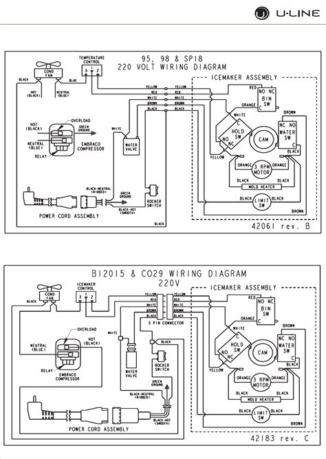 frigidaire maker diagram wiring diagrams repair