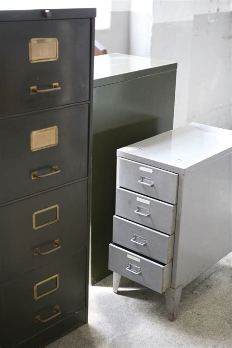 Vintage Industrial File Cabinet Vintage Industrial Filing Cabinets Office Space Pinterest