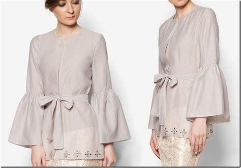 Rina Blouse Blouse Kebaya Kondangan 4 baju raya 2016 kebaya peplum kimono style blouse ideas
