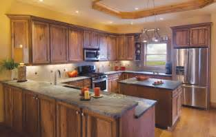 Rustic Kitchen Cabinets For Sale Rustic Hickory Kitchen Cabinets For Sale Kitchen Category