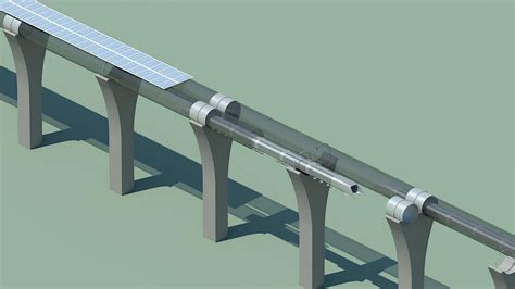 Tesla High Speed Rail The Deal With The Hyperloop Wait But Why